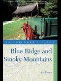 Explorer's Guide Blue Ridge & Smoky Mountains