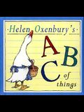 Helen Oxenbury's ABC of Things