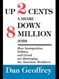 Up 2 Cents a Share Down 8 Million Jobs: How Immigration, Politics, and Greed are Destroying the American Workforce