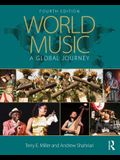 World Music: A Global Journey [With CD (Audio)]