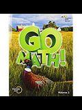 Go Math!: Student Edition Volume 2 Grade 5 2015
