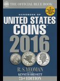 Handbook of United States Coins 2016 Paperback