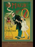 The Magic of Oz: Illustrated First Edition