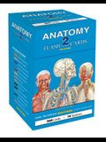 Anatomy 2 Flash Cards: A Quickstudy Reference Tool