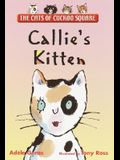 Callie's Kitten: The Cats of Cuckoo Square