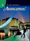 ¡avancemos!: Student Edition Level 1b 2010