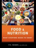 Food and Nutrition: What Everyone Needs to Know(r)