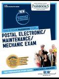 Postal Electronic/Maintenance/Mechanic Examination, 4112