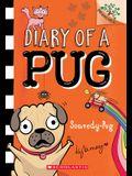 Scaredy-Pug: A Branches Book (Diary of a Pug #5), 5