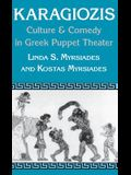 Karagiozis: Culture and Comedy in Greek Puppet Theater