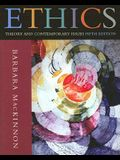 Ethics: Theory and Contemporary Issues (Available Titles CengageNOW)