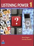 Value Pack: Listening Power 1 Student Book with Classroom Audio CD [With Map]