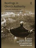 Readings in Church Authority: Gifts and Challenges for Contemporary Catholicism