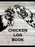 Chicken Record Keeping Log Book: Chicken Hatching Organizer, Flock Health Log and Management Journal, Incubating Notebook, Egg Turning Schedule, Backy