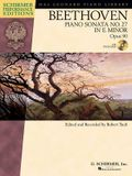 Beethoven: Piano Sonata No. 27 in E Minor, Opus 90 [With CD (Audio)]