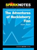 The Adventures of Huckleberry Finn (Sparknotes Literature Guide)