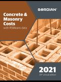 Concrete & Masonry Costs with Rsmeans Data: 60111