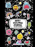 In My Feelings Journal (Black Marble)