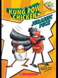 Jurassic Peck: A Branches Book (Kung POW Chicken #5), 5