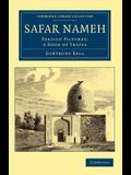 Safar Nameh: Persian Pictures: A Book of Travel