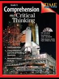 Comprehension and Critical Thinking Grade 5 (Grade 5) [With CDROM]