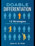 Doable Differentiation: Twelve Strategies to Meet the Needs of All Learners