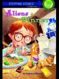 Aliens for Dinner (Stepping Stones)