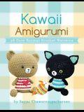 Kawaii Amigurumi: 28 Cute Animal Crochet Patterns