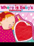 Where Is Baby's Valentine?