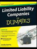 Limited Liability Companies for Dummies [With CDROM]