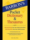 Pocket Dictionary & Thesaurus