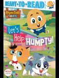 Let's Help Humpty!: Ready-To-Read Pre-Level 1