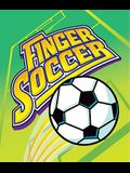 Finger Soccer [With 2 Pair Soccer Cleats/2 Goal Posts/Soccer Ball and Soccer-Pitch Mat 19.5 X 25 and Finger Soc