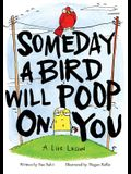 Someday a Bird Will Poop on You: A Life Lesson