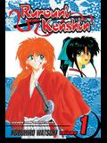 Rurouni Kenshin, Vol. 1, 1