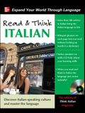 Read and Think Italian with Audio CD [With CD]
