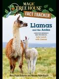 Llamas and the Andes: A Nonfiction Companion to Magic Tree House #34: Late Lunch with Llamas