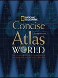 National Geographic Concise Atlas of the World, Second Edition
