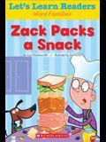 Zack Packs a Snack