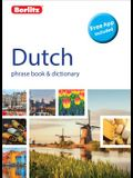 Berlitz Phrase Book & Dictionary Dutch (Bilingual Dictionary)