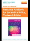 Medical Insurance Online for Insurance Handbook for the Medical Office (Access Code)