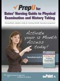 Prepu for Bates' Nursing Guide to Physical Examination and History Taking
