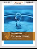 Mindtapv2.0 Finance, 1 Term (6 Months) Printed Access Card for Ehrhardt/Brigham's Corporate Finance: A Focused Approach