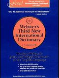 Webster's Third New Int'l Dictionary, Unabridged [With Access Code]