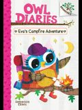 Eva's Campfire Adventure: A Branches Book (Owl Diaries #12), Volume 12