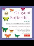 Origami Butterflies Mini Kit: Fold Up a Flutter of Gorgeous Paper Wings!: Kit with Origami Book, 6 Fun Projects, 32 Origami Papers and Instructional [
