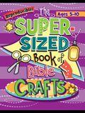 Kidz: Super-Sized Book of Bible Crafts