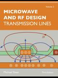 Microwave and RF Design, Volume 2: Transmission Lines