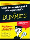 Small Business Financial Management Kit for Dummies [With CDROM]