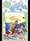 Party Time Birthday Card Packet